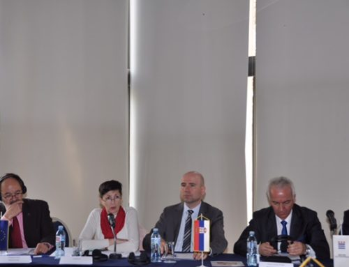 EU support to the Western Balkans and Turkey to improve disaster risk management